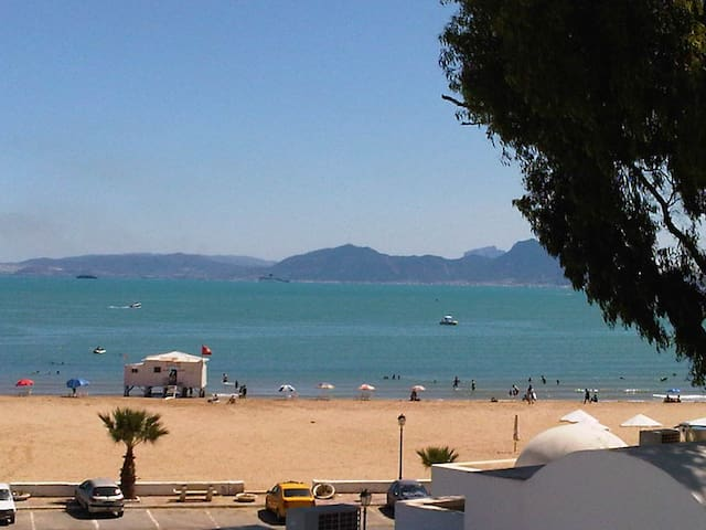 SIDI BOU SAID Plage et village - Carthago - Дом