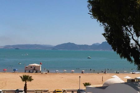 SIDI BOU SAID Plage et village - Carthago