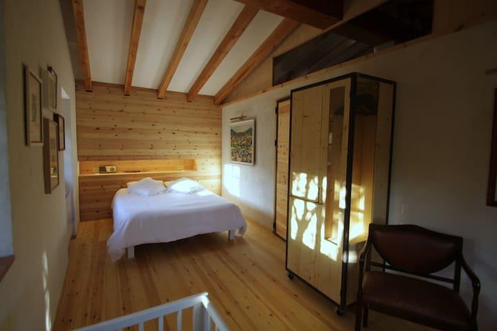 Bedroom 1. Bed 160x200