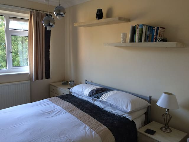 Newly decorated double room  - Harvington