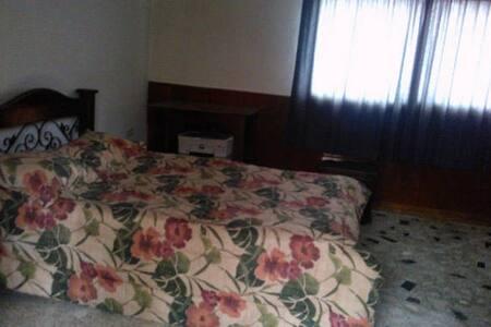 Habitación con cama doble - Salento - Casa