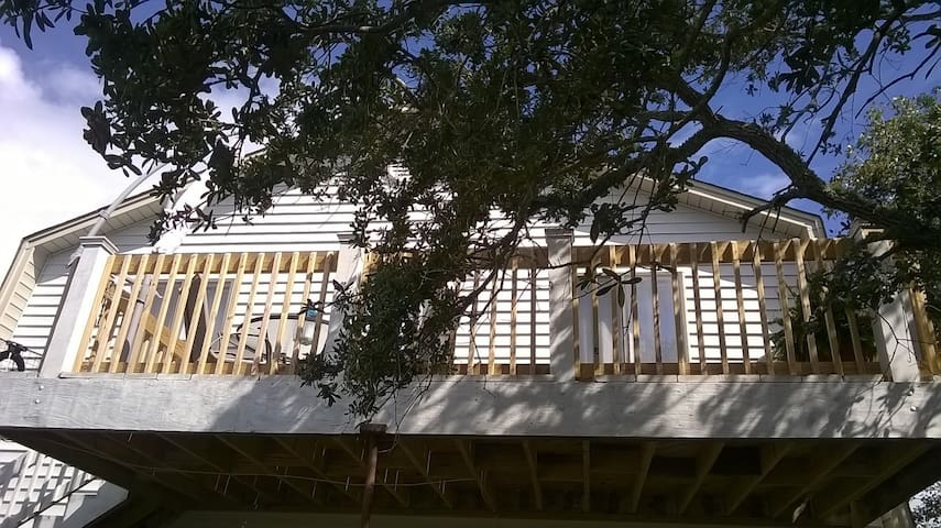Lovely Little Beach Guest House - Kure Beach - Apartment