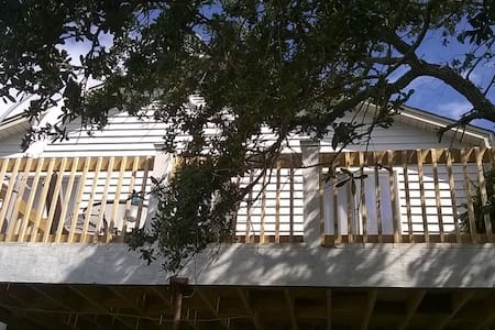 Lovely Little Beach Guest House - Kure Beach - Apartamento