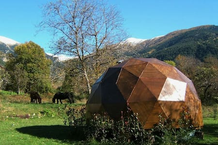 Igloowood, une cabane d'exception