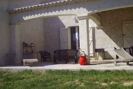 maison en campagne - Mondragon - Huis