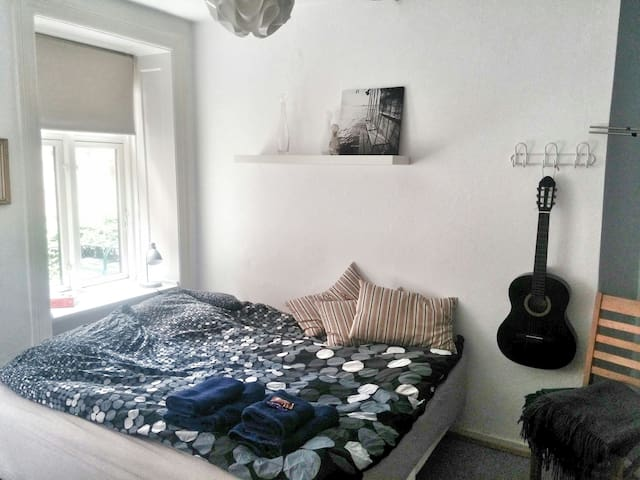 Cosy room close to center of Cph - Christianshavn