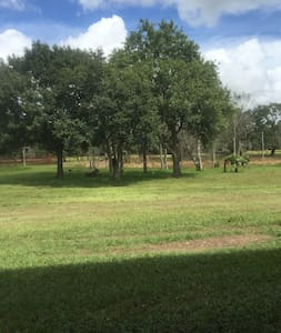 House 21 Acres out in the Country - Okeechobee - Maison