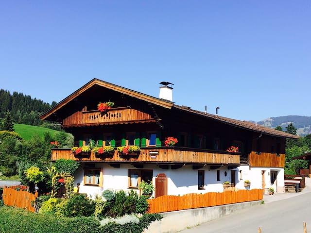 Haus Krunegg - Kirchberg in Tirol - Pis