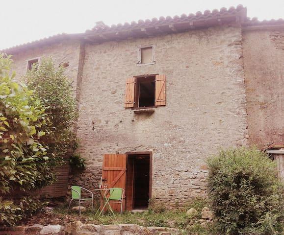 Petit gite rustique Ariège - Midi-Pyrénées - Hus