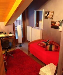 Camera singola molto confortevole - Ponte Nelle Alpi - Polpet - Apartament