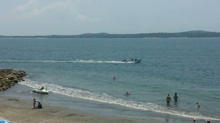 Aparta Estudio a 10 mts del mar !!! - Cartagena - Pis