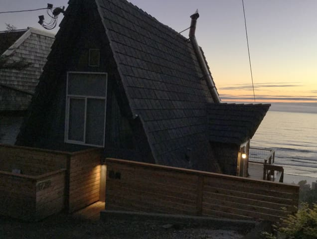 Oceanside A-Frame (Unit A) - Oceanside - House