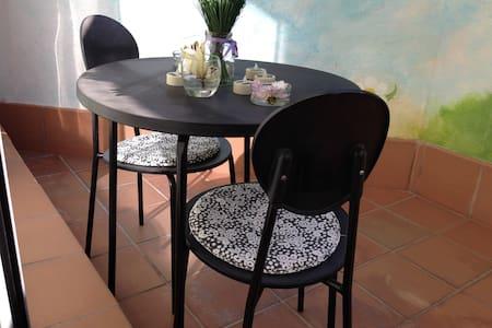 Amplia habitación privada + garaje - Мадрид - Квартира