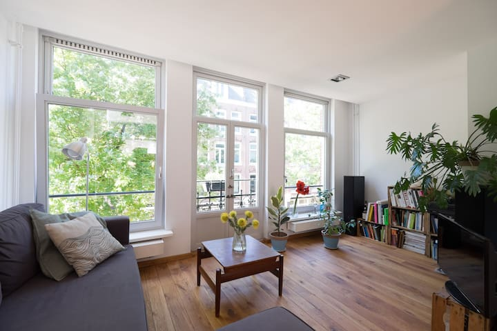 Lovely apartment near Jordaan - Amsterdam - Appartement