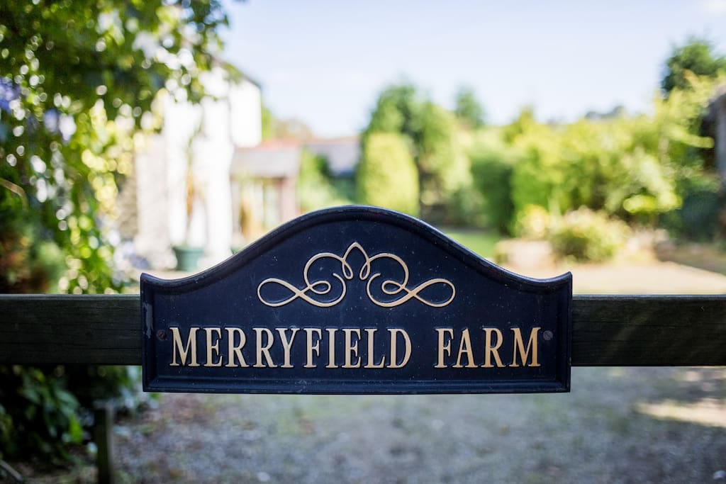 Welcome to Merryfield Farmhouse.