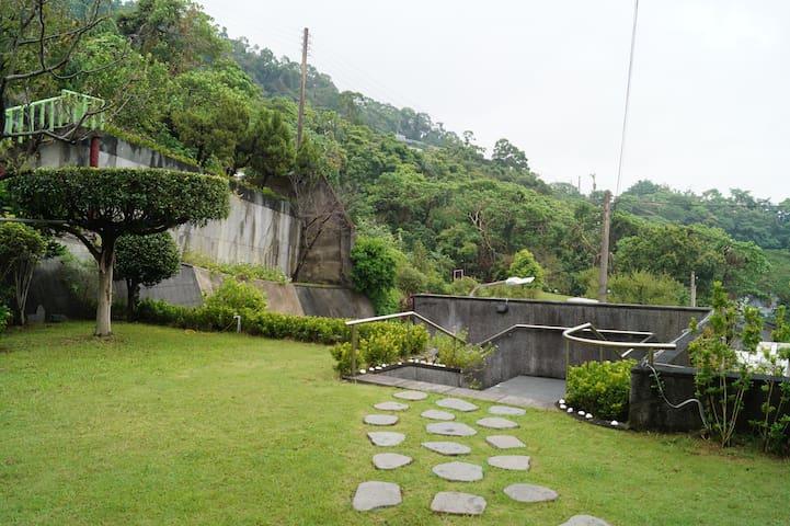 Mansion in Tianmu