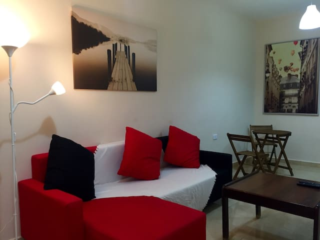 A new furnished Studio - Amman