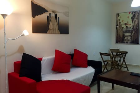 A new furnished Studio - Loft-asunto
