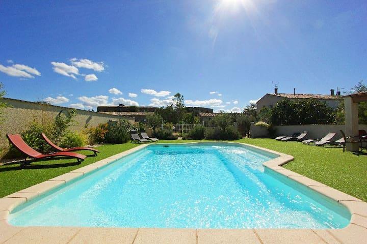 Grande maison vigneronne - Argens-Minervois - Casa
