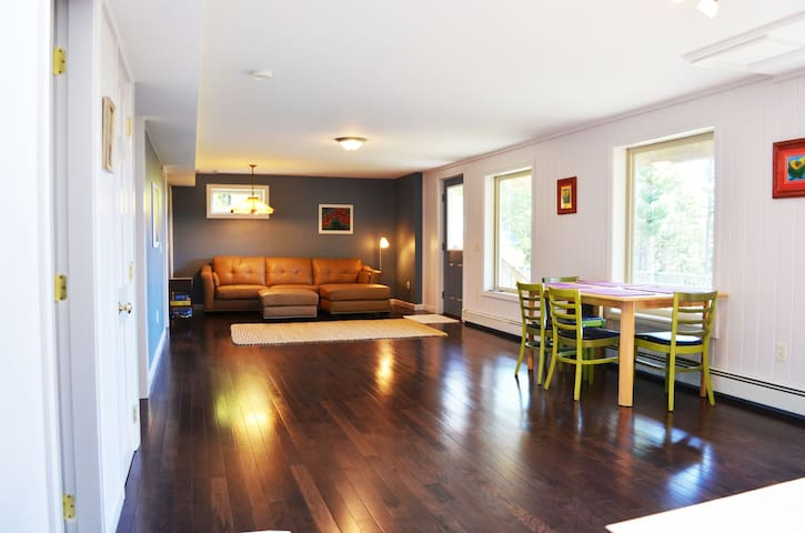 Cozy walkout rental near Acadia - Bar Harbor - Wohnung