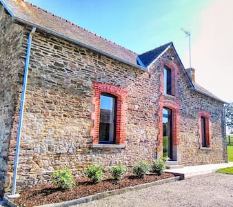 Cosy and spacious guest house in the coutryside - Bain-de-Bretagne