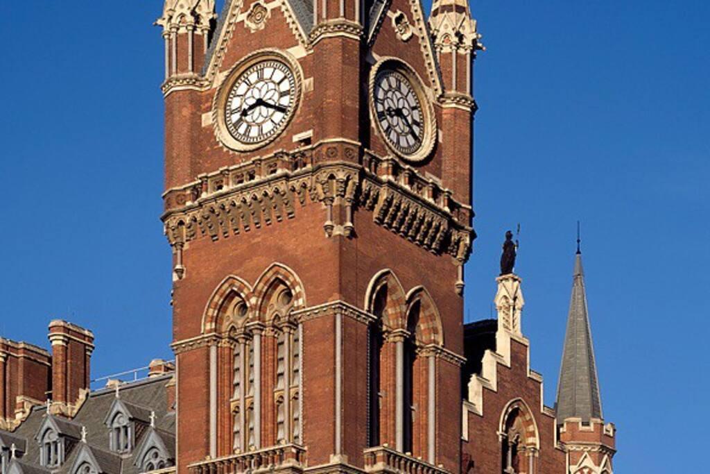 St pancras clock tower apartment appartements louer - Appartement de standing horloge tower ...