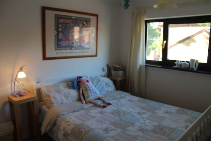 Double room in Derbyshire village - Swanwick - Huis