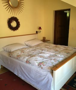 Charming room named Leonarda**** - Brezova Gora - Bed & Breakfast