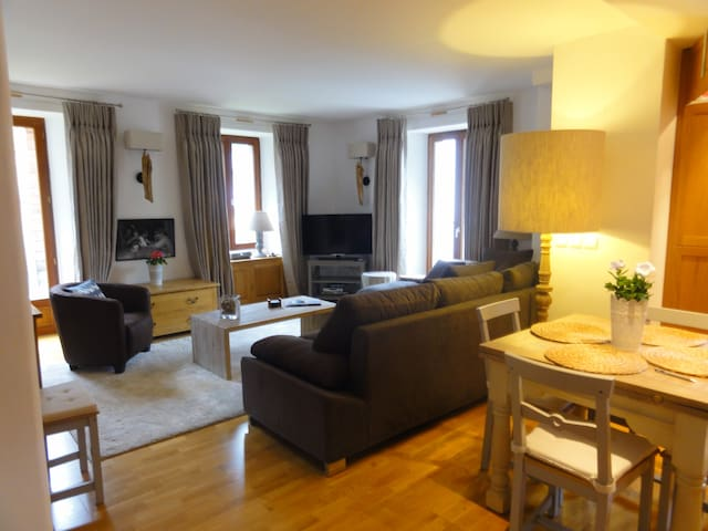 Maison Rose - Chamonix-Mont-Blanc - Huoneisto