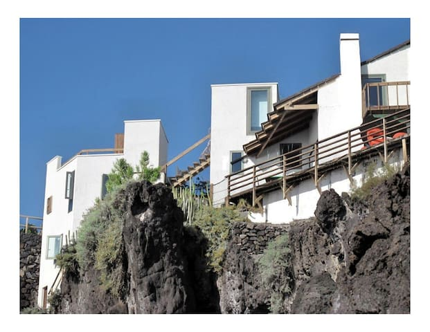 The Willcox house in La Palma - Santa Cruz de Tenerife - Ev