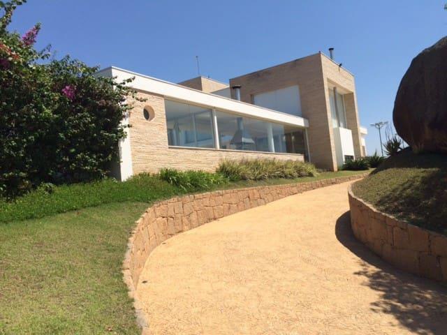 Casa deliciosa a 70 km de São Paulo - Itupeva