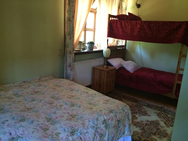 Four-people room at Trakoscan - Bednja