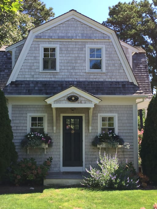 cape cod riverview cottage case in affitto a harwich