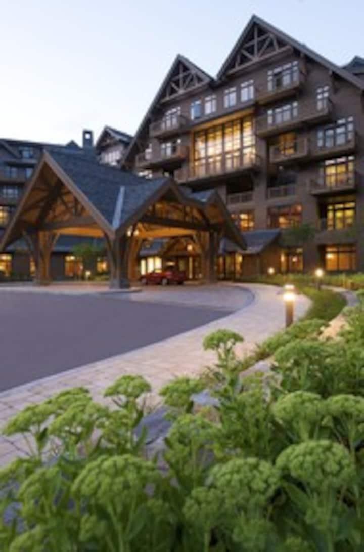 The Lodge at Spruce Peak - 1 BR Condo