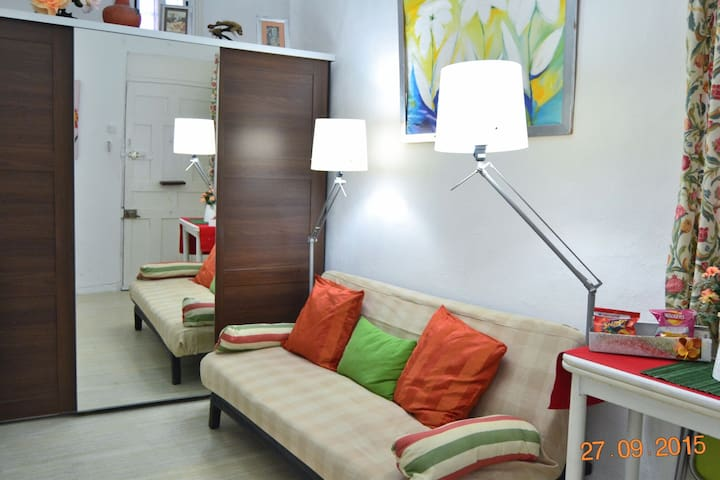 cozy+central+comfortable - Madrid - Appartement
