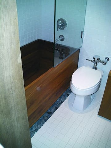 Bathroom: additional view