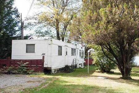 Waterfront Mobile Home Lake Trailer - Grass Lake Charter Township