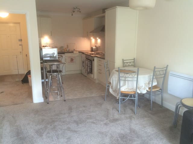 Large Clean & Comfortable Apartment - Camberley - Apartamento