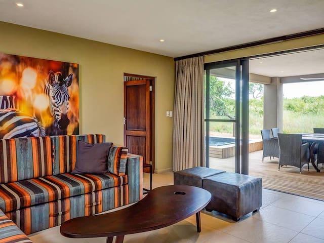 Mjejane Bush Lodge Kruger Park - Malelane - Casa