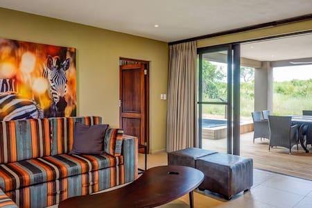 Mjejane Bush Lodge Kruger Park - Malelane