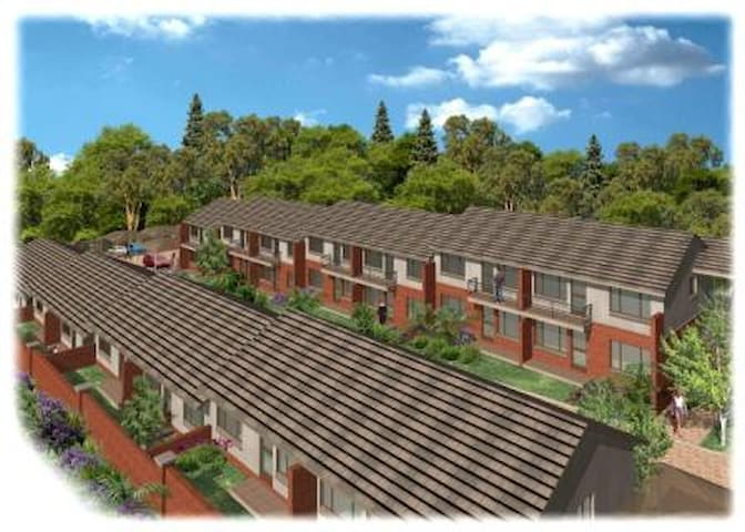 Newly Build Unit - Roodepoort - Apartament