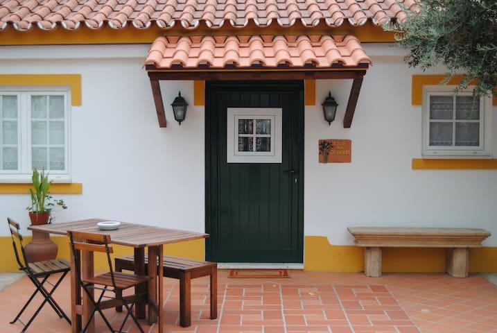 Casa das oliveiras - Crato - Bed & Breakfast
