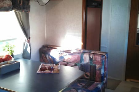 RV Camper 60 acres creek/waterfalls - Wooster