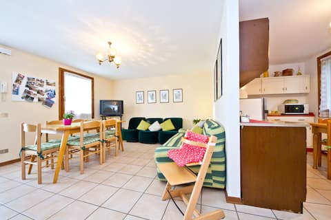 Comfortable self catering house