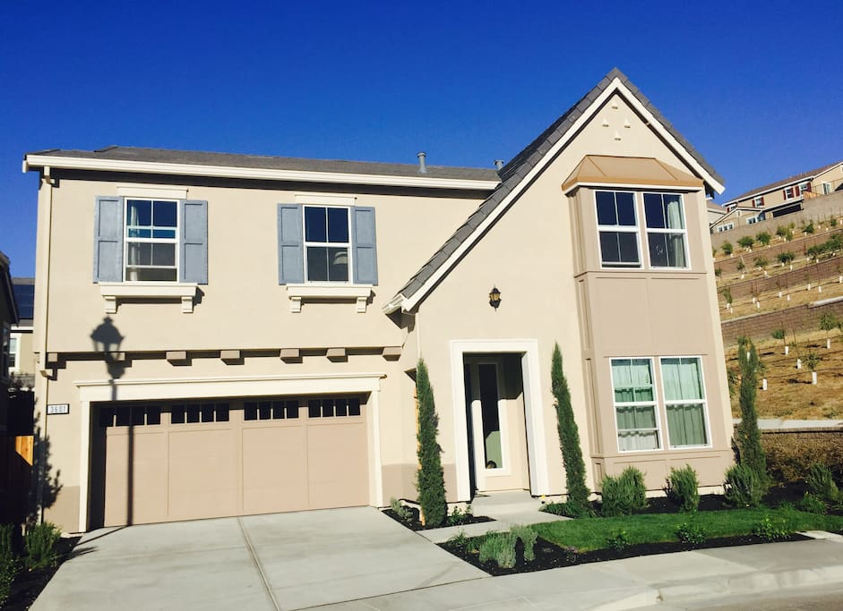 Spacious Comfortable Private Room Houses For Rent In Dublin California United States