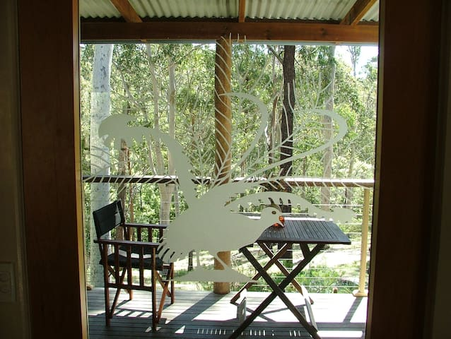 Lyrebird Lodge Forest Retreat - Central Tilba - Cabin
