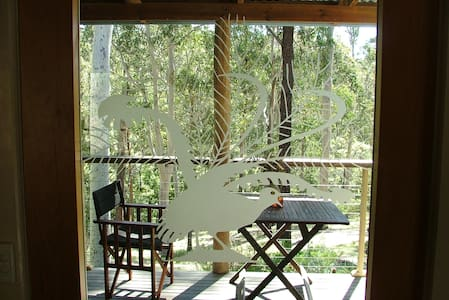 Lyrebird Lodge Forest Retreat - Central Tilba