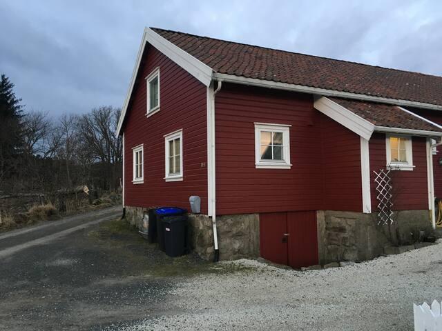 Leilighet/bolig i Farsund