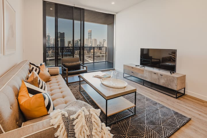 ★New★ MARVELOUS WATER VIEW APARTMENT @ SOUTH BANK