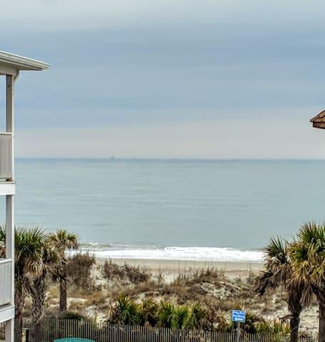 Ocean View Retreat - South Beach! Ocean Views